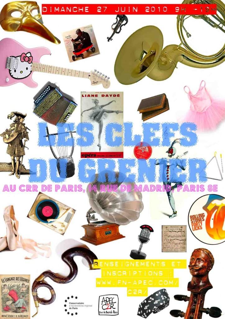 LES CLEFS DU GRENIER
