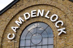 Camden Lock Market, le Phénix du nord-est de Londres