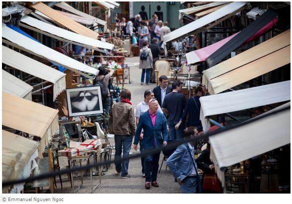 St-ouen marché Serpette