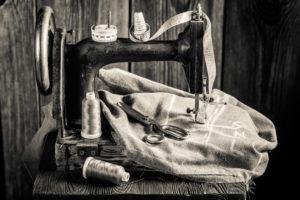 Dénicher des objets de couture vintage