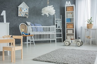 comment d corer une chambre d enfant avec des objets vintage. Black Bedroom Furniture Sets. Home Design Ideas