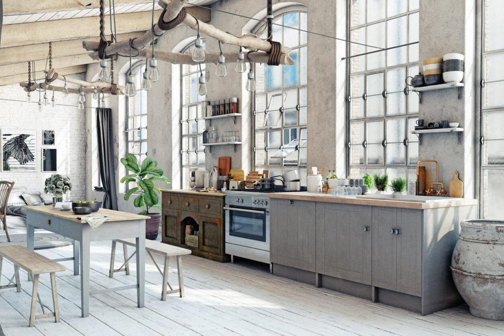 les accessoires vintage indispensables pour d corer votre cuisine. Black Bedroom Furniture Sets. Home Design Ideas
