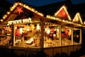 Les marchés de Noël ou «marchés de Saint Nicolas»